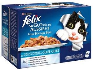 корм феликс для кошек