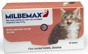 глистогенное для кошек свойства