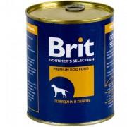 """Чешский корм для собак """"Брит"""", особенности и преимущества данной марки."""