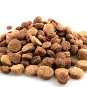 Рейтинг наиболее популярных сухих кормов для собак.