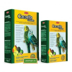 витамины попугаев