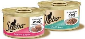 шеба корм для кошек состав